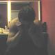 Till Kraemer backstage beim Theaterstück Dancing Bears