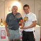 Till Kraemer soll seine eigene Weinmarke bekommen - Venus Berlin 2006